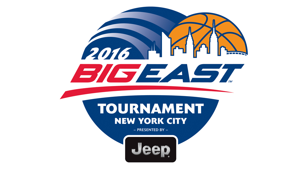 Big East Conference Tournament Logo