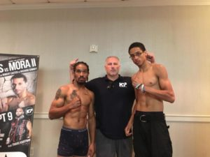 Somner Martin-Mykal Fox weigh in