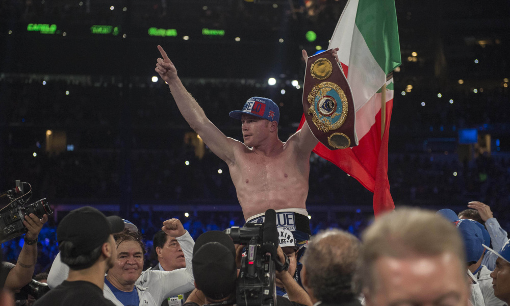 Boxing: Canelo vs Smith
