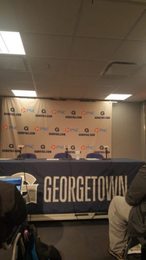 Georgetown vs UConn