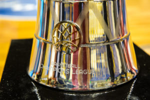Basketball Champions League Trophy