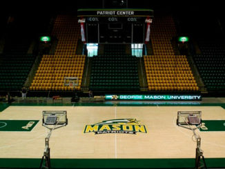 George Mason Basketball Court