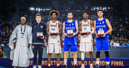 Photo of All Tournament Team