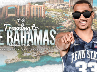 Penn State basketball heading to the Bahamas
