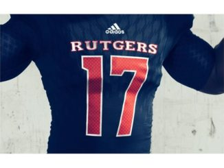 New Rutgers Stadium Lights Uniform