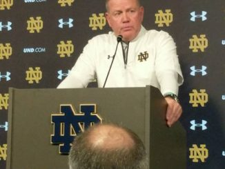 Coach Brian Kelly