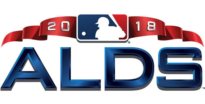 American League Division Series logo
