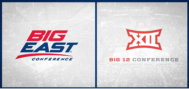 Big East-Big XII logo