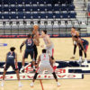 Capital City Go-Go vs Rio Grande Valley Vipers opening tip