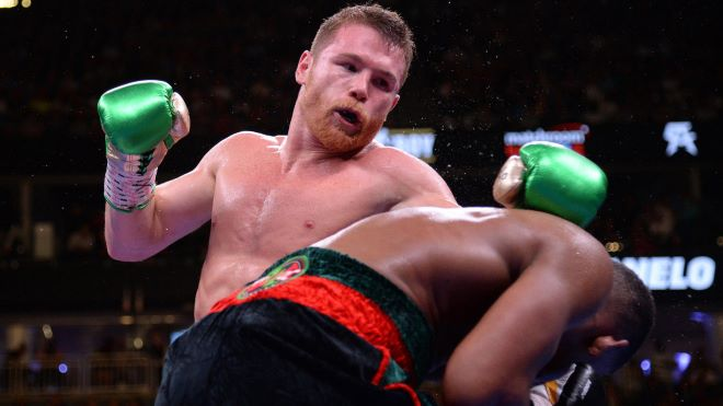 Canelo defeats Jacobs