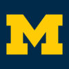 "University of Michigan ""M"" logo"